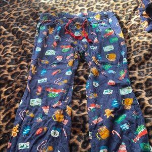 Old navy women's pjs pants size M